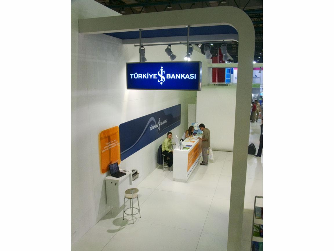 T. İş Bankası, Cebit 2004