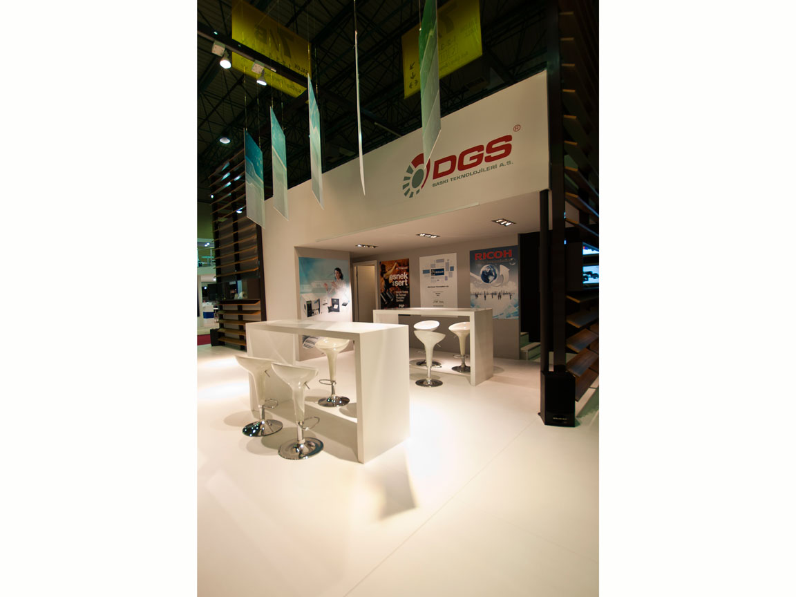DGS Baskı Teknolojileri, Ambalaj Fuarı 2012-2014