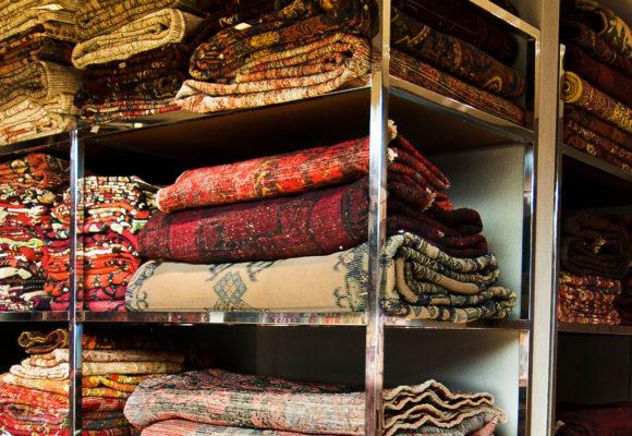 Şengör Halı, Nişantaşı Butik Mağaza 2011
