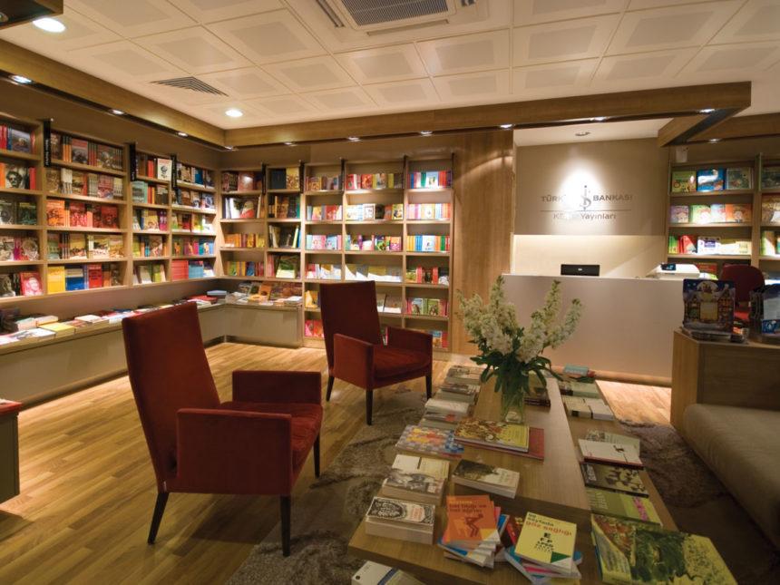 Türkiye İş Bankası Kültür Yayınları, İzmir Mağazası, 2009