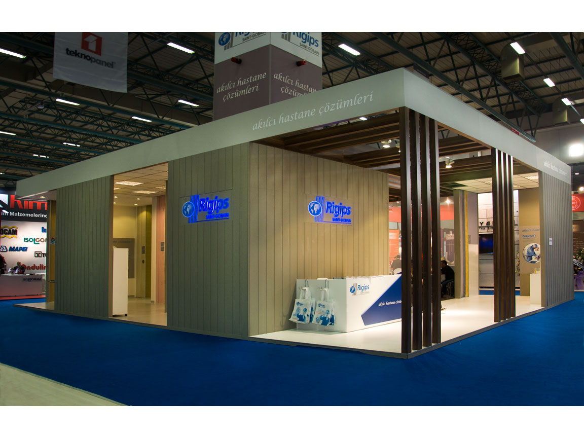 Rigips-Saint Gobain, Building Fair 2015
