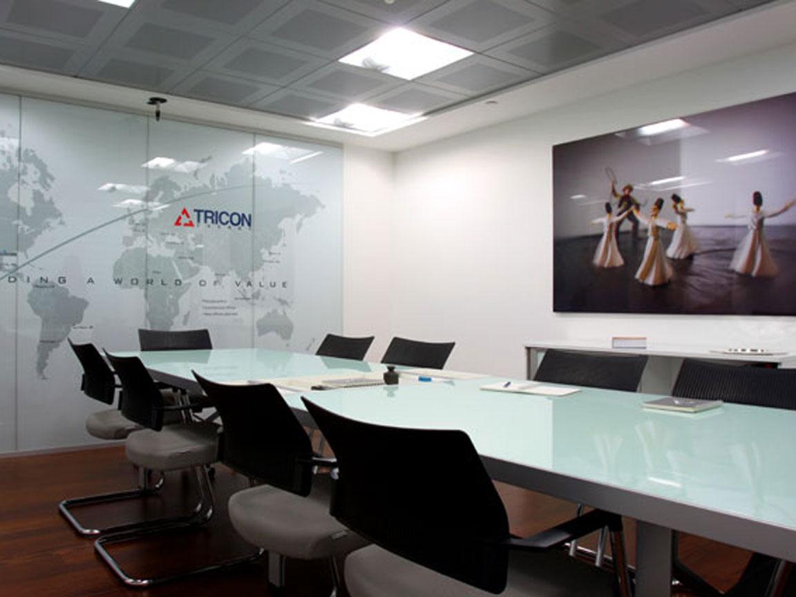 (Turkish) Tricon Energy, İstanbul Ofisi, 2009